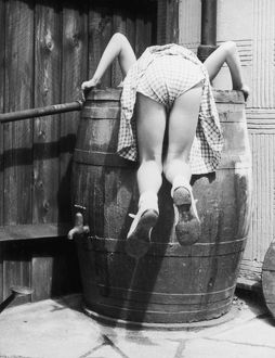 BARREL GIRL