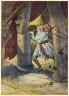 BIBLE EVENTS/SAMSON