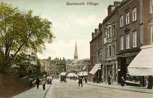 BLACKHEATH/VILLAGE 1911