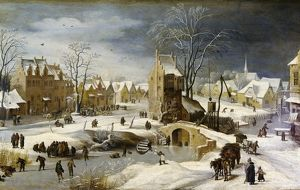 <b>Winter Scenes</b><br>Selection of 66 items