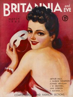britannia and eve magazine march 1940