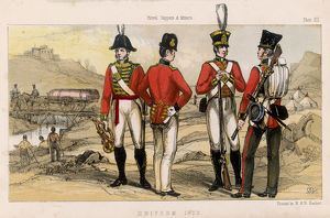 BRITISH SAPPERS 1823