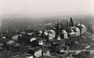 Bursa, Turkey - Mausoleums of Ottoman Sultans