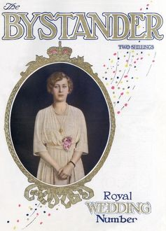 The Bystander Princess Mary Royal Wedding Number