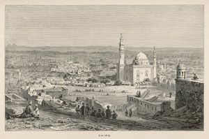 CAIRO GENERAL VIEW