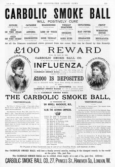 Carbolic smoke ball