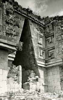 new images grenville collins collection/casa del gobernador governors palace uxmal