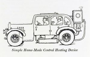 Central heating for cars / W H Robinson