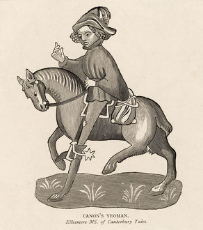 CHAUCER, CANON'S YEOMAN