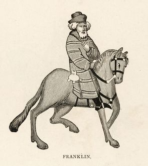 CHAUCER, THE FRANKLIN