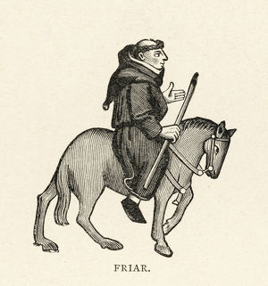 CHAUCER, THE FRIAR