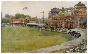 CRICKET/LORD'S
