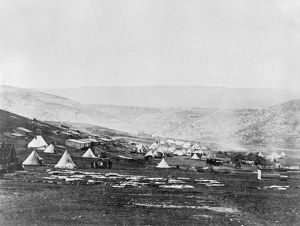 Crimean War - Fenton photograph