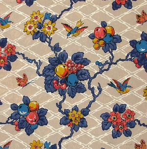 Design for Textile or Wallpaper