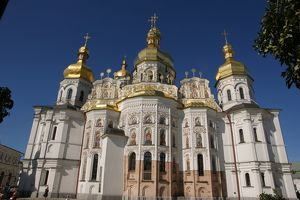 Dormition Cathedral, Kiev, Ukraine