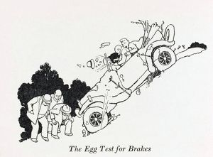 The Egg Test For Brakes / W H Robinson