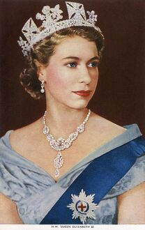 Elizabeth II - Queen of the United Kingdom and Commonwealth