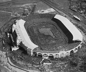 The F.A. Cup Final at Wembley Stadium, 1923