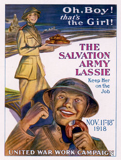 FIRST WORLD WAR POSTER