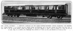 The Flying Scotsman, composite carriage