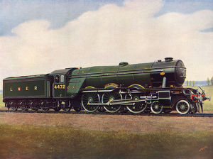 The Flying Scotsman No. 4472, LNER