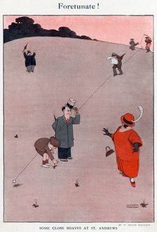 Foretunate by William Heath Robinson