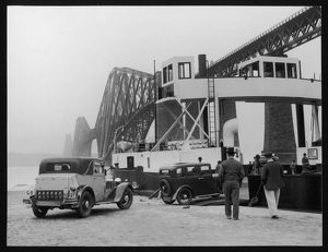 FORTH BRIDGE FERRY/1941