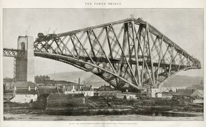 The Forth Bridge: Fife Pier