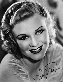 <b>Ginger Rogers</b><br>Selection of 9 items
