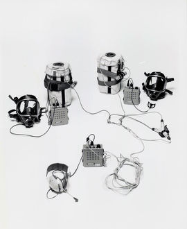 GLC LFB Breathing apparatus communications set
