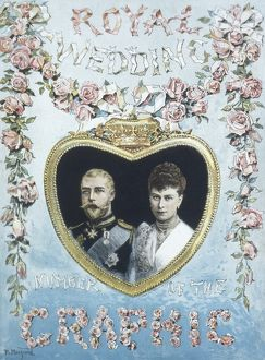 Graphic Royal Wedding number 1893
