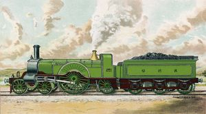 GREAT NORTHERN LOCO