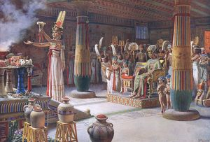 Great Queens of the Past No 1 - Nefertiti
