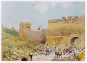 GREAT WALL/CHINA/LIDDELL