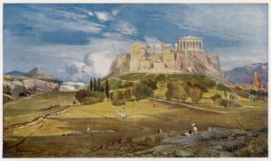 GREECE/ATHENS/ACROPOLIS