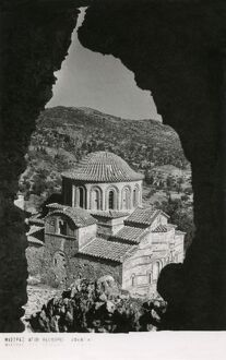 Greece - Mystras - Saint Theodores Cathedral