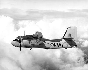 Grumman S-2 Tracker, 1506, of the Royal Canadian Navy