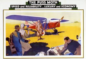 De Havilland Puss Moth