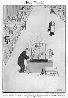 Head Work! by W. Heath Robinson