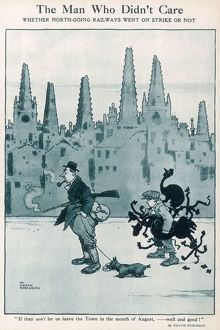 HEATH ROBINSON CARTOON