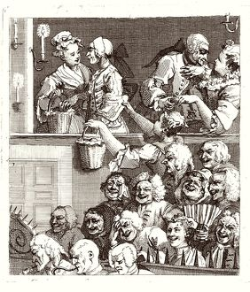 HOGARTH/AUDIENCE LAUGHS