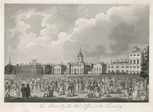 HORSE GUARDS 1804