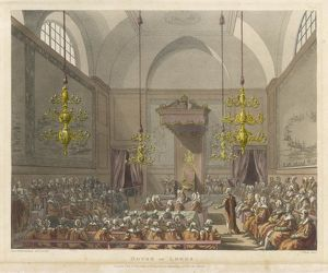 HOUSE OF LORDS 1809