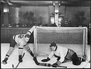 ICE HOCKEY 1920S