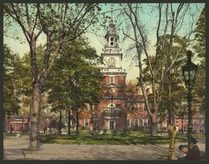 <b>Independence Hall</b><br>Selection of 144 items
