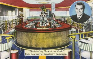 Jack Dempsey's Broadway Restaurant - New York