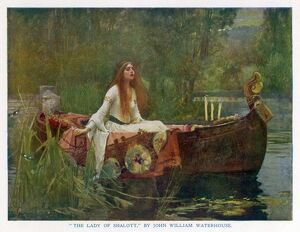 <b>Lady of Shalott</b><br>Selection of 17 items