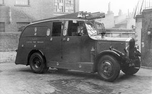 LCC-LFB enclosed dual purpose appliance