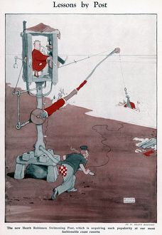 Lessons by Post by William Heath Robinson