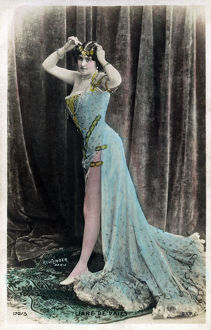 new images grenville collins collection/lianne vries french belle epoque stage actress